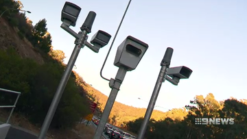 The new cameras will be able to target buses and trucks that endanger the lives of other road users on Adelaide freeways.