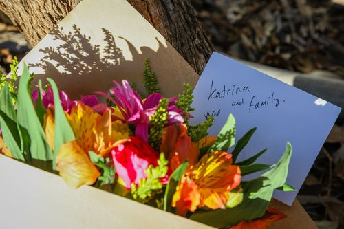 The small, tight-knit community has been left rocked by the tragedy. (AAP)