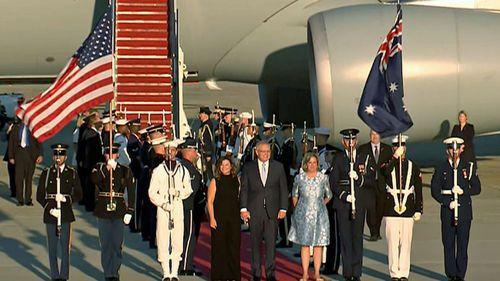 Morrison hails 100 years of 'mateship' between US, Australia