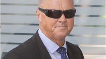 David Hanna allegedly had seven tonnes of documents dumped at a tip when it was discovered there was too much to burn.
