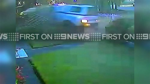 Police are investigating what caused the crash. (9NEWS)
