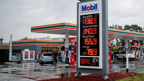 'Perfect storm' sees petrol prices hit as much as $1.75 per litre
