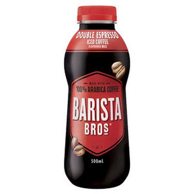 <strong>Barista Bros Double Strength Iced Coffee</strong>