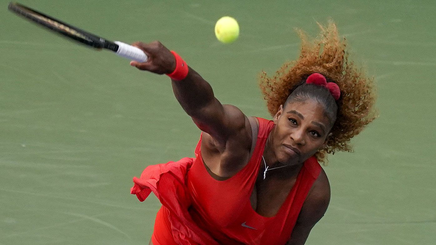 Serena Williams roars back against Sloane Stephens to reach US Open fourth round