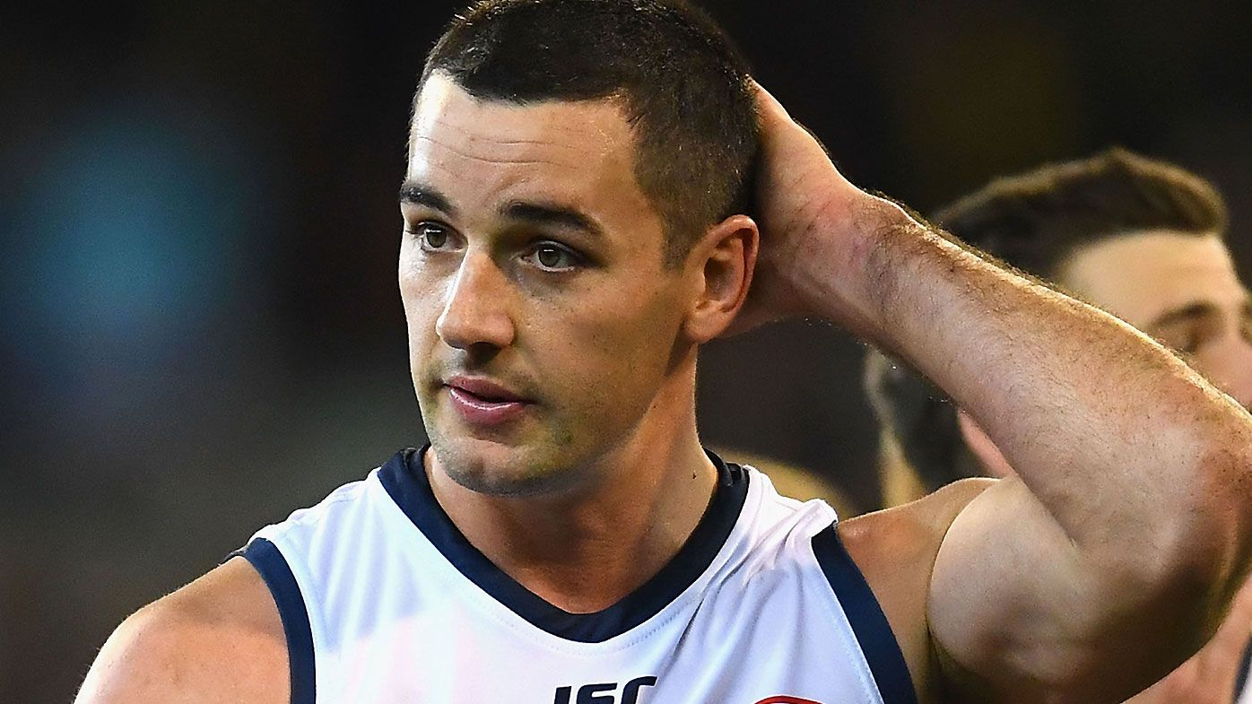 Adelaide captain Taylor Walker offered one-game ban for head-high bump on Zach Tuohy