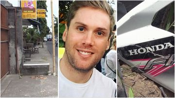 Family of Perth man killed in Bali was 'absolutely' wearing helmet