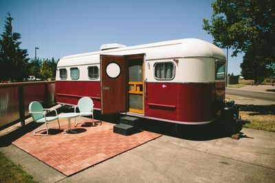 <strong>The Vintages Trailer Resort</strong>