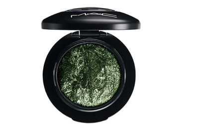 "<a href=""http://www.maccosmetics.com.au/product/shaded/9861/31095/Cult-Classics/Mineralize/Mineralize-Eye-Shadow/index.tmpl"" target=""_blank"">Mineralize Eye Shadow in Smutty Green, $42, M.A.C.</a>"