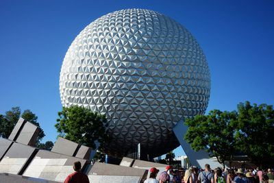 5. Epcot - Walt Disney World in Orlando, Florida