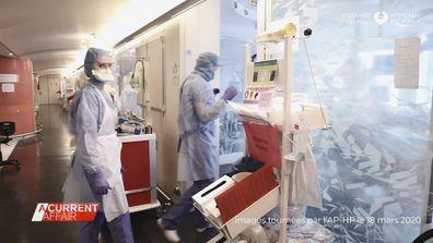 COVID lab leak outbreak theory