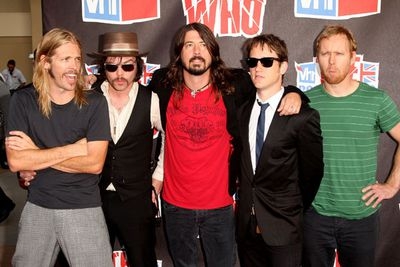 """<b>Released: </b> Autumn<br/><br/><br/><b>The Hype:</b> Dave Grohl reunited with Nirvana producer Butch Vig and ex-Nirvana bassist Krist Novoselic for what he promises is the Foo's """"heaviest album yet"""". Welcome back grunge!<br/>"""