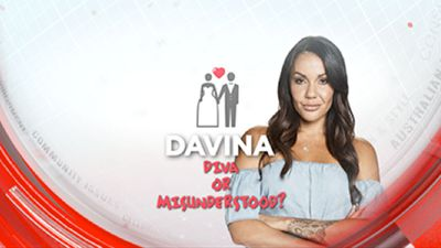 MAFS' Davina Rankin says she's 'extremely happy' with new boyfriend