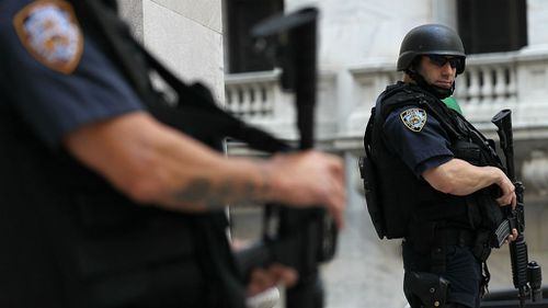 Australian consulate guarded by elite NYPD squad following siege
