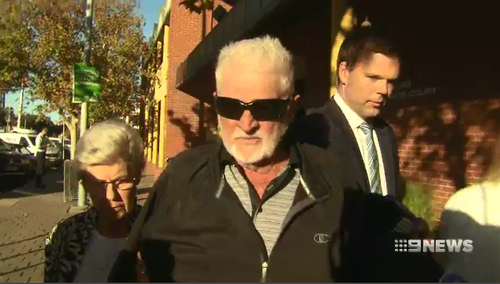 Ronald Toft's defence team claim a misunderstanding is what led to Ronald Toft's arrest over an alleged kidnapping at West Beach.