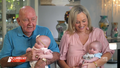 'Team Delmege' open up about IVF battle after welcoming twins