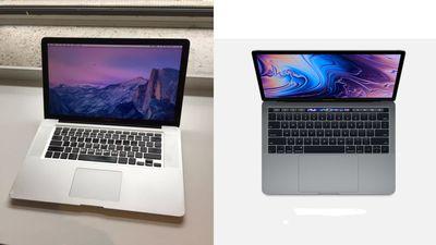 2009 Macbook Pro vs 2018 Macbook Pro