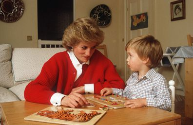 Prince William made a special promise to his mother Diana before she died.
