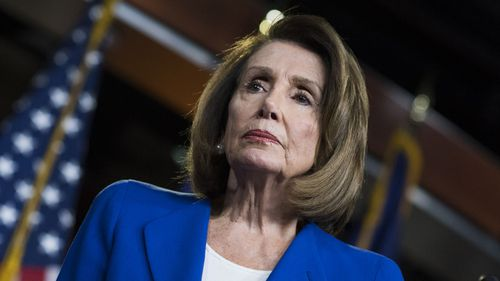 "Democratic House Speaker Nancy Pelosi says impeaching Donald Trump is ""just not worth it""."