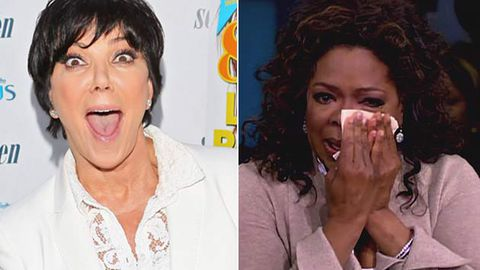 The next Oprah? Kris Jenner wants own daytime talk show