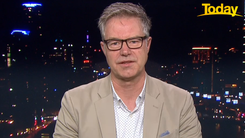 CSIRO's Dr Rob Grenfell on Melbourne's fresh outbreak
