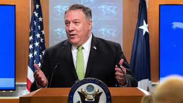 Secretary of State Mike Pompeo has been attacking China frequently since the COVID-19 outbreak began.