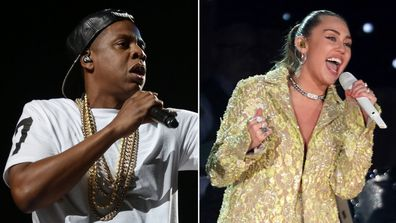 Jay-Z and Miley Cyrus to perform at Woodstock