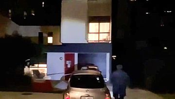 Police were called to a Southport unit complex just after 8pm Tuesday following reports that a 21-year-old woman had suffered abdominal injuries.