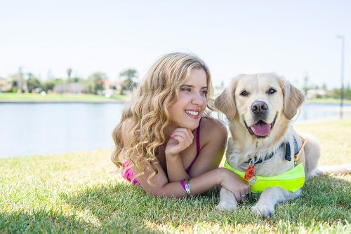 Former The Voice finalist Rachael Leahcar says Uber refused to drive her and her guide dog