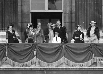 Trooping the Colour, 1952