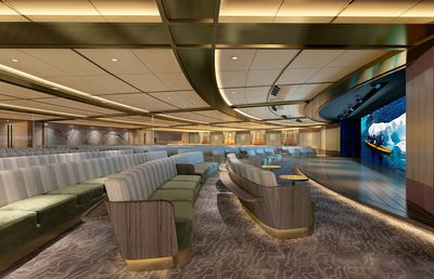 Seabourn Venture: Discovery Center