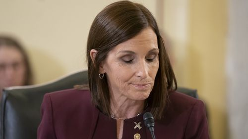 Senator McSally was the first female US Air Force pilot to fly in combat.