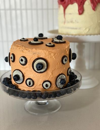 Fat Mum Slim Halloween mud cake hack