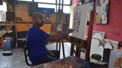 <br>June 22, 2014: Sukumaran, now an accomplished artist, entered a portrait in the Archibald Prize.<br> <br>News emerges that Sukumaran has begun teaching art to other inmates. The warden of Kerobokan prison speaks in his favour, describing the positive impact he has had on prison life.<br>