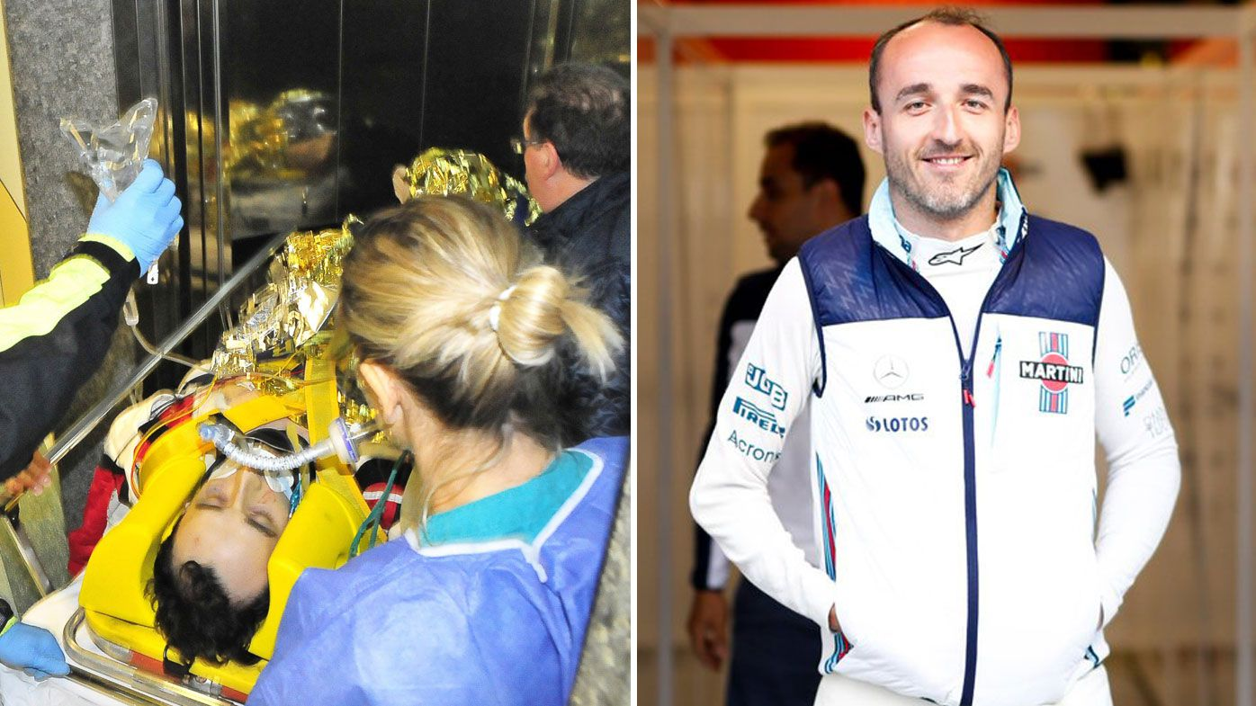 Robert Kubica confirms F1 comeback with Williams in 2019