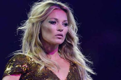 """There's a reason Kate Moss very rarely does interviews and it's not just because Depp's agent back in the 90s said it would be better to remain """"mysterious"""". Back in 2011, in a rare interview, she told a journalist about how she maintains her slim figure: """"Nothing tastes as good as skinny feels"""". Yep, pro-ano much?! Tut tut. <br/>"""