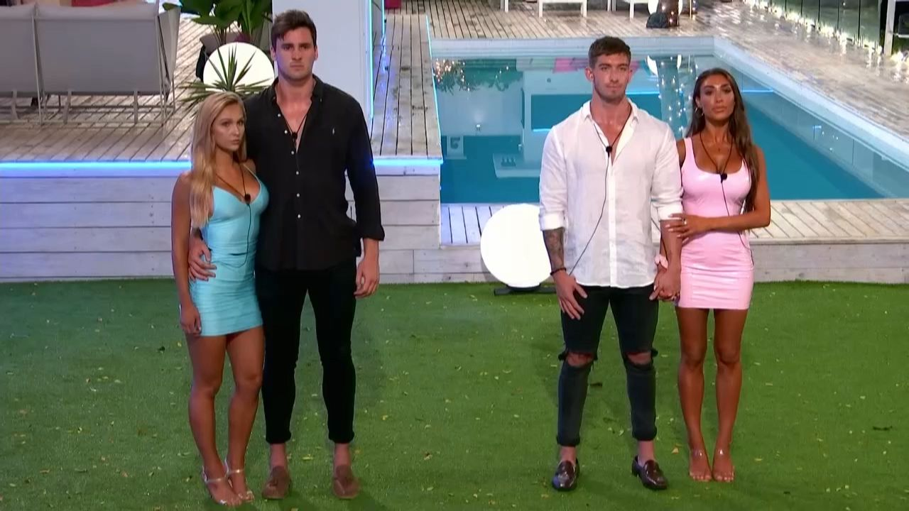 One Couple Is Dumped From The Villa: Love Island Australia