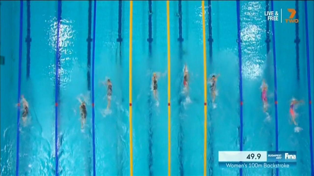 Seebohm claims backstroke bronze