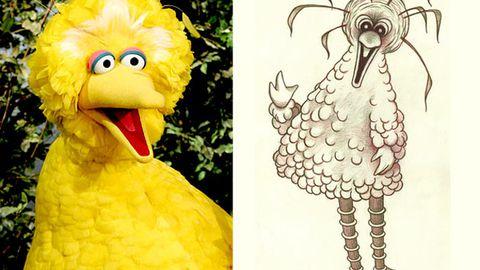 Not A-OK: Artist gives Sesame Street a creepy makeover