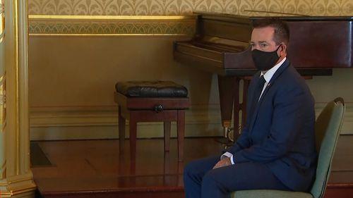 Paul Toole is the new NSW Deputy Premier.