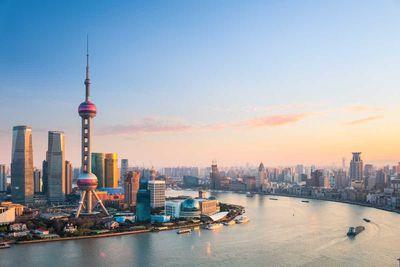 8. Shanghai, China