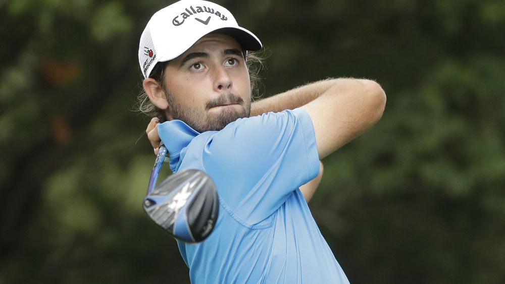 Ogilvy Open to reviving his golf fortunes