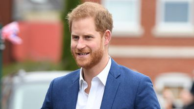 Prince Harry is said to be upset at negative reports about Meghan.