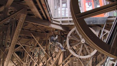 How Do They Do It? Eiffel Tower