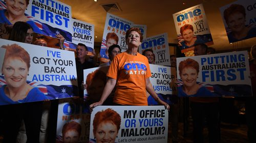 Pauline Hanson to receive $1.2m electoral funding rebate