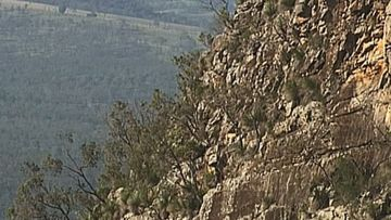 Two hikers are trapped atop a mountain in Queensland.
