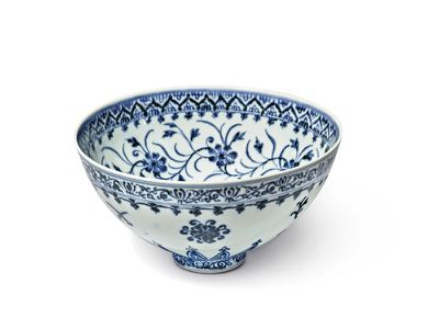 Tiny bowl with long history