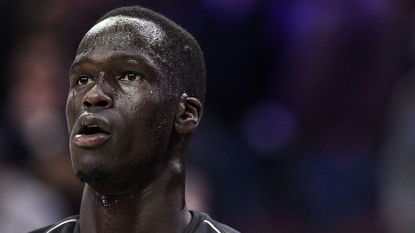Thon Maker slams FIBA for bans saying he was simply protecting his teammates
