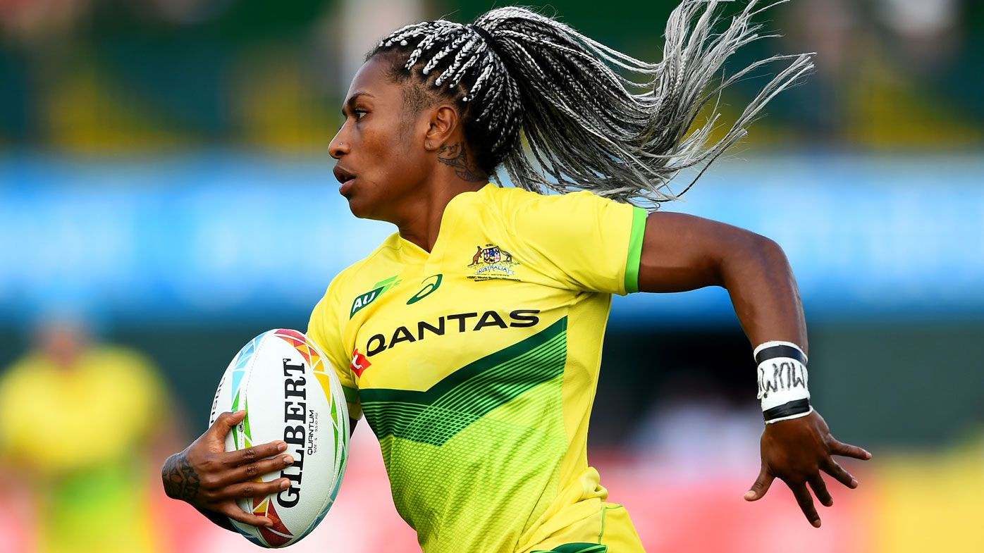 Aussies fall to arch rivals New Zealand in Cape Town Sevens final