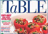 Australian Table magazine