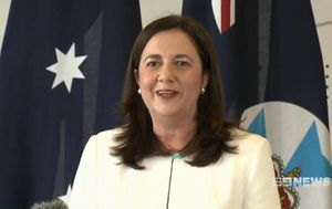 Palaszczuk finally claims historic victory in Queensland
